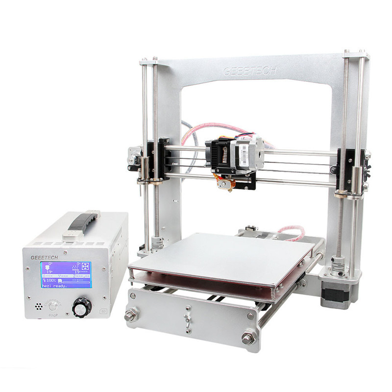 Geeetech High Precision Impressora Reprap Prusa i3 A Pro 3D Printer DIY Kit LCD Power Supply
