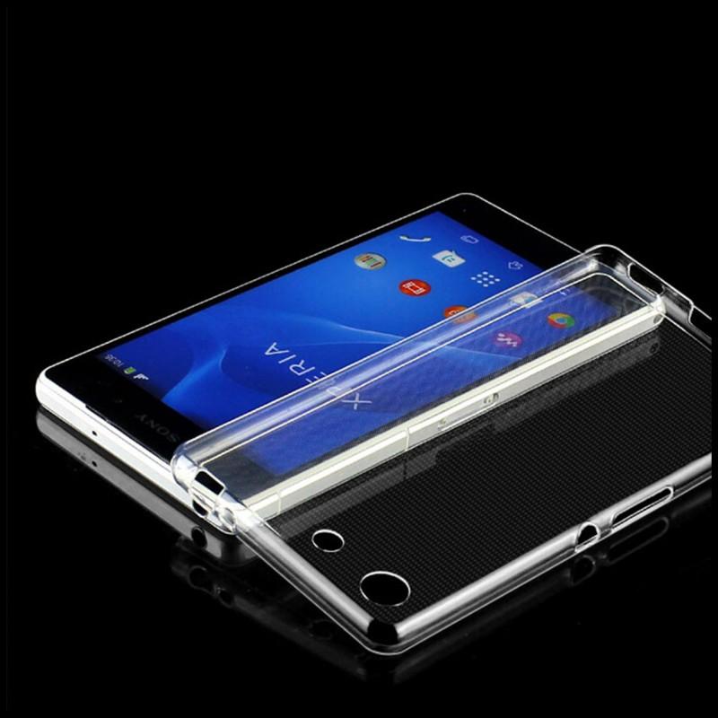 Case Sony Xperia M5 Cover Silicone TPU Coque Dual Covers Fundas Capa E5603 E5606 E5653 Carcasas Hoesjes  -  icovercase Official Store store