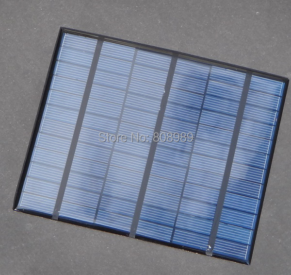 HOT Sell! 3.5W 18V Solar Cell Polycrystalline Solar Panel For Charging 12V Battery DIY Solar Charger 165*135*3MM Free Shipping<br><br>Aliexpress