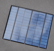 HOT Sell! 3.5W 18V Solar Cell Polycrystalline Solar Panel For Charging 12V Battery DIY Solar Charger 165*135*3MM Free Shipping