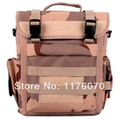Military Style Waterproof Corps of Mini Saddlebag for Outdoor Sports,Men messenger bags,Travel bags(China (Mainland))