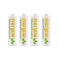 High Power 4 PCS 1 2V AA 2950mah NI MH Battery Rechargeable For Controller Durable Low
