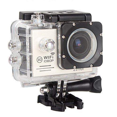 2015 New SJ7000 WiFi 1080P Sport Action Camera 1080P Full 2 0 LCD HD 30m Waterproof