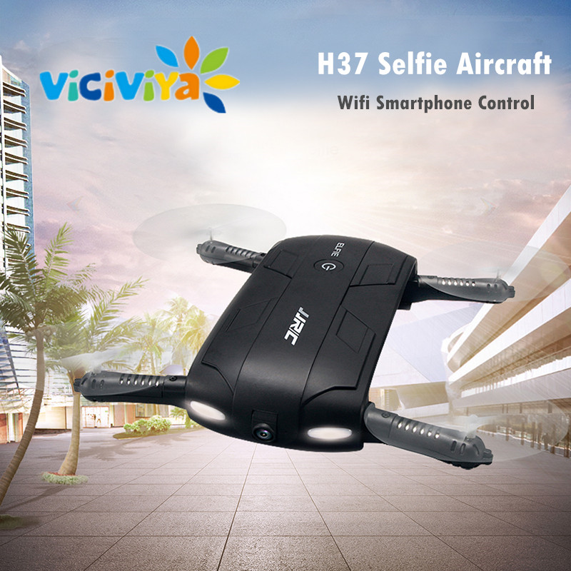 VICIVIYA H37 Wifi Real-Time 30W/200W Camera Aerial Photo Aircraft Selfie Quadcopter RC Helicopter Smartphone Remote Control *(China (Mainland))