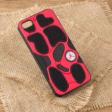 Air Jordan Sneakers 4 6 7 Sole PVC Rubber Case For iPhone 6 6S Plus Samsung Galaxy S6 Edge S6 Note 4 Note 5 Cover Jordan's Shoes(China (Mainland))