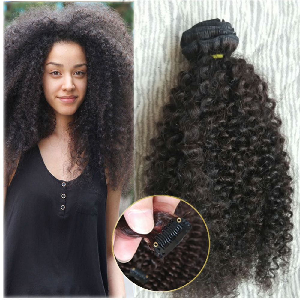 Afro clip in hair extensions tape on and off extensions afro clip in hair extensions 95 pmusecretfo Images