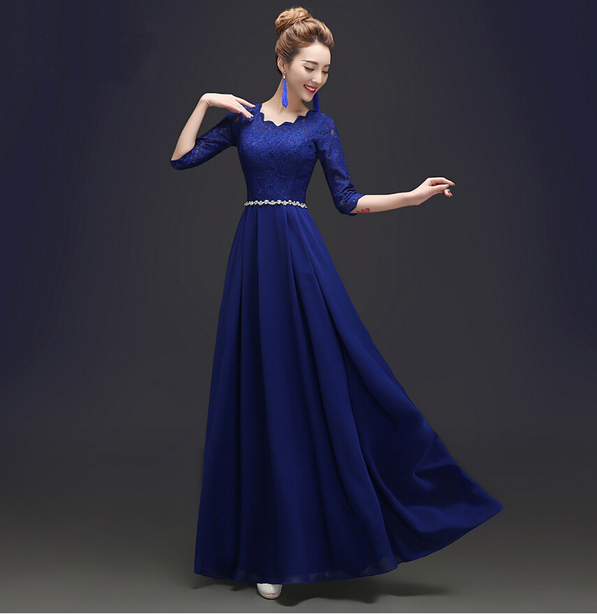 Popular Winter Evening Dresses-Buy Cheap Winter Evening Dresses ...