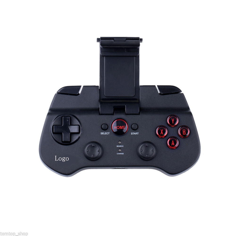 Wireless Bluetooth Games Controller Multimedia Gamepad for IOS Android Phone Bluetooth Game Controller for Ipega PG 9017(China (Mainland))
