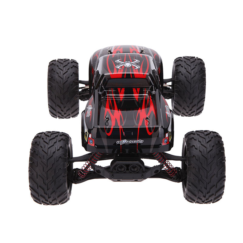 1:12 Scale Big RC Off-road Car 2.4G 40KM full-scale control whole car with bearing metal shaft