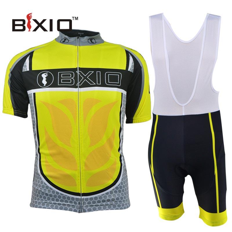 BXIO Cycling Jersey Roupa Ciclismo Masculino High Quality Bike Racing Clothing Sports Running Short Sleeve Cycle Jersey Men Set(China (Mainland))
