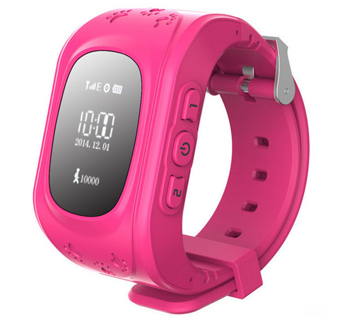 Children Kids Smart Phone 2015 KIDS GPS Watch with Remote monitoring&GPS Position Tracking & SOS Call Kid Smart Bluetooth Watch(China (Mainland))