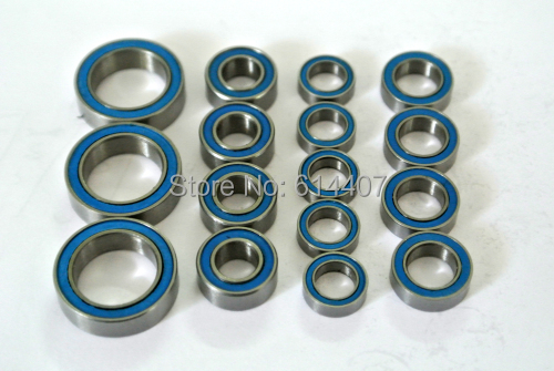Provide HIGH PRECISION RC CAR & Truck Bearing for KYOSHO FERRAFI FORD GT40 Free Shipping(China (Mainland))