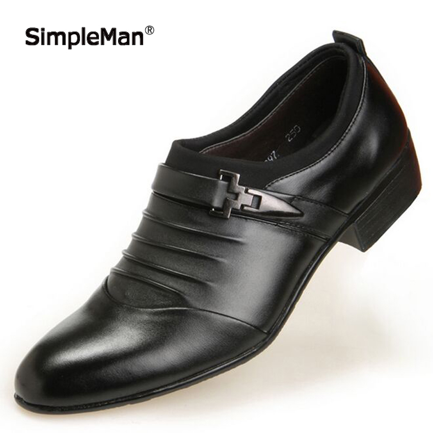 fashion black and white leather oxfords married