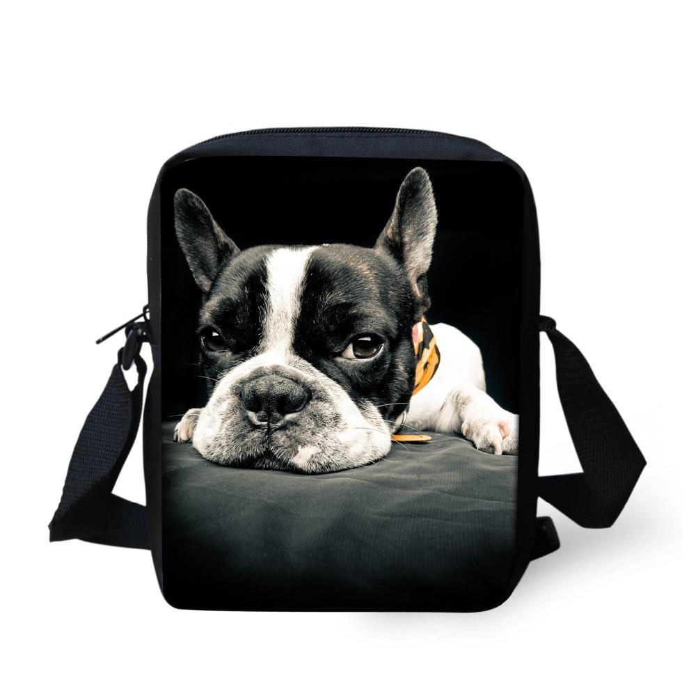 New brand original animal messenger bag for girl cute casual cross body bag ladies spain women