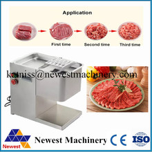 Fresh mutton, Pork, beef, fish Meat slicer/ different kinds of meat cutting machine/slicing machine hot sale(China (Mainland))