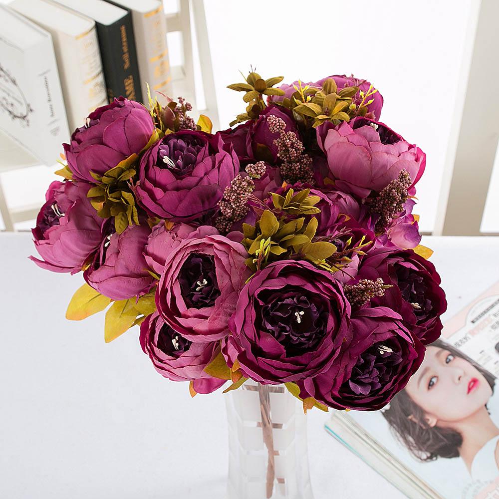 Violet pivoine achetez des lots petit prix violet for Bouquet pas cher livraison gratuite