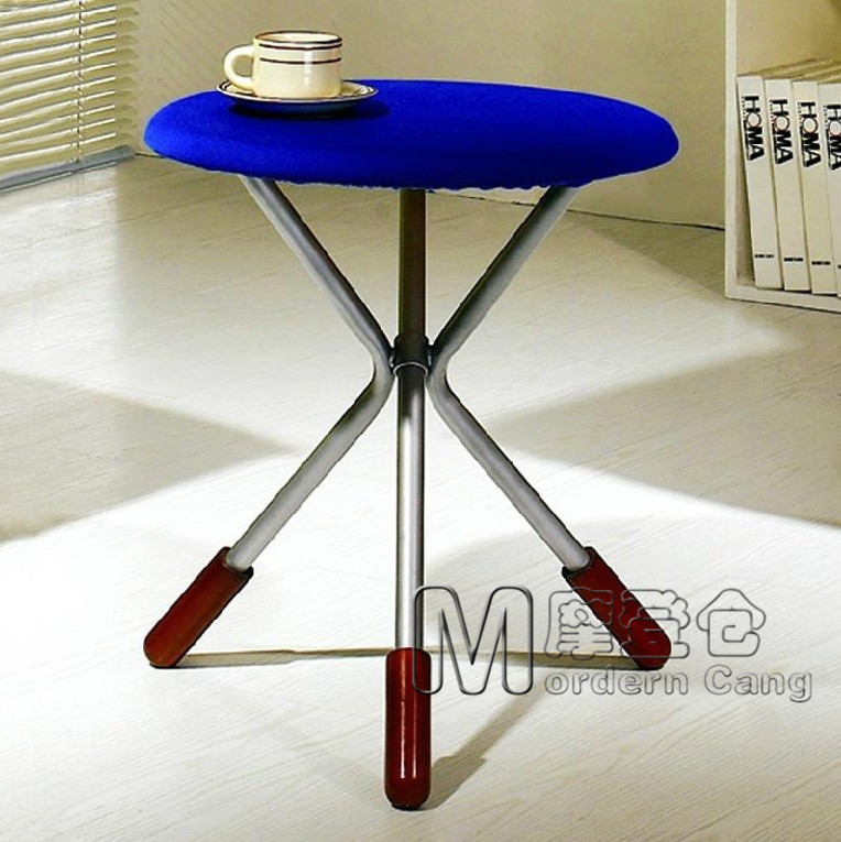 Casual and simple modern warehouse folding coffee table cloth Side Angle Side a few kang few small coffee table(China (Mainland))