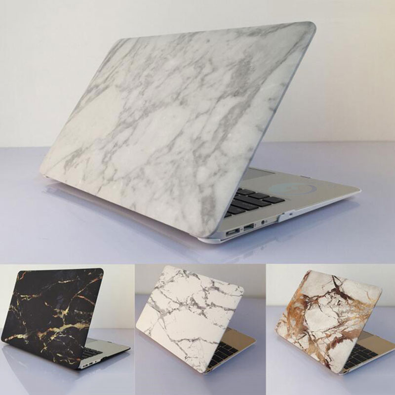 New style 15 inch For Macbook pro/air 11/12/13 notebook protection shell of high-grade marble pattern Laptop Bags Cases<br><br>Aliexpress