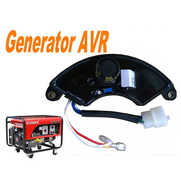 Top quality LIHUA AVR For 5kw Single Phase EC6500 Gasoline Generator, Automatic Voltage Regulator GX390,gasoline spare parts(China (Mainland))