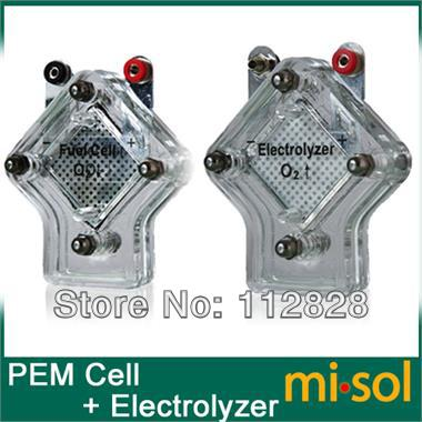 PEM Cell + electrolyzer fuel cell to generate power, for experimental education(China (Mainland))