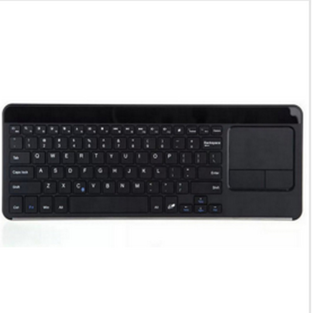 2016 IBK-14 Touchpad Wireless Bluetooth Keyboard For iOS/ Android/ Windows Support Remote Control High Quality Free Shipping(China (Mainland))