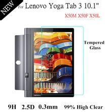 X50F Glass Film High Clear Screen Guard For Lenovo Yoga Tab 3 10.1 X50L X50F X50M Tempered Glass Protector