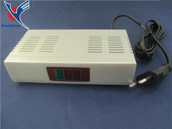 High quality PAL Television System TV Signal 90-240V EU Plug Audio Video Signal Converter AV To RF modulator Free Shipping(China (Mainland))