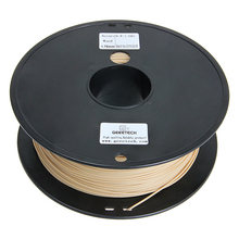 1KG/Spool New 3D Printer Laywood Orignial Quality 1.75mm Wood Filament Sample Natural Wood Color