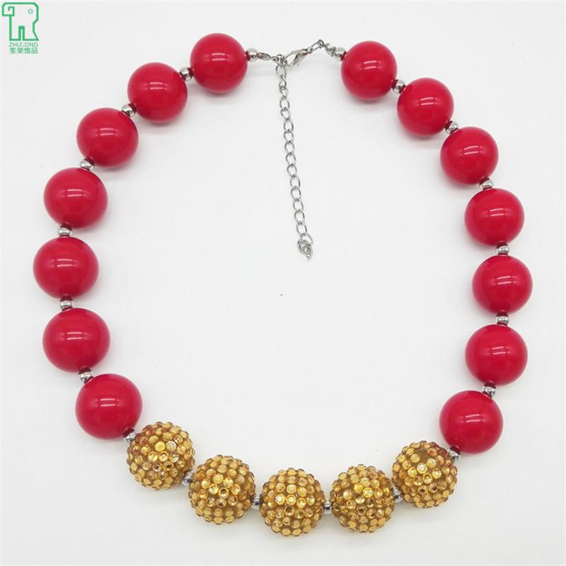 2pcs lot wholesale child kid bead chunky bubblegum