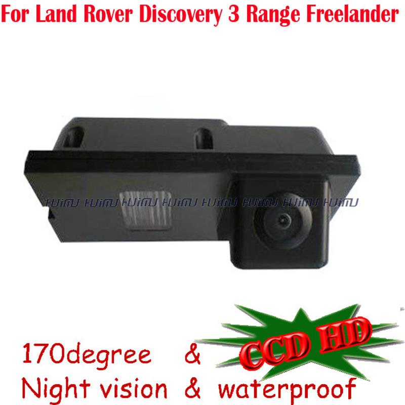 wireless wire Car camera for Sony CCD Land Rover Discovery 3/4 LR2/LR3 Range Rover Sport Freelander Freelander 2 parking assist(China (Mainland))