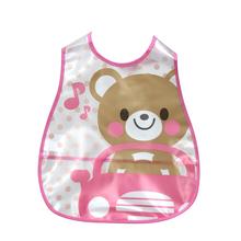 Baby Bibs Cotton Boy/Girl Waterproof Baby Clothing Bib Children Cartoon Burp Cloth Baberos Bebes Slabbetjes Babador B—EVA37