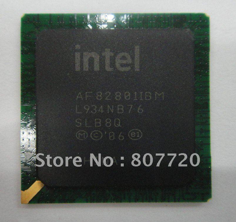 100% bland new and original INTEL AF82801IBM SLB8Q south and north bridge ic,bga ic(China (Mainland))