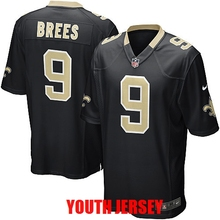 100% Stitiched New Orleans / Kenny Vaccaro Drew Brees Brandin Cooks Marques Colston For YOUTH KIDS camouflage(China (Mainland))