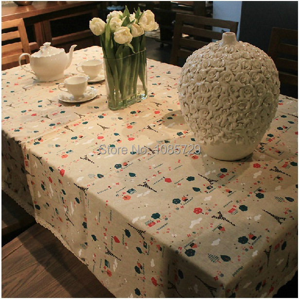 Ikea style zakka table cloth tablecloth dinning tablecloth for Table cuisine 140 x 90