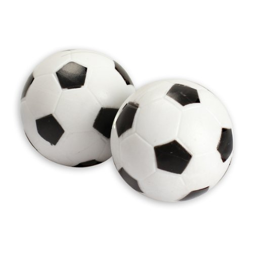 IG Wholesale 4pcs 32mm Plastic Soccer Table Foosball Ball Football Fussball(China (Mainland))