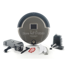 Original Equipment Manufacturer New Design Robotic Vacuum Cleaner Only Free Shipping(China (Mainland))