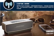 Altavoz Bluetooth Mini Bluetooth Speaker Dual Bass Blutooth Speakers Mic 3D Surround Subwoofer Stereo HIFI Home Theatre Bluedio