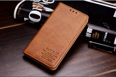High quality Paypal genuine leather case for Lenovo Vibe Z2 pro K920 cell phone case for Lenovo K920 phone bag free shpping(China (Mainland))