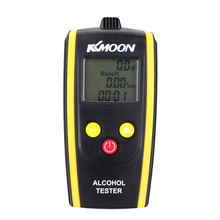 KKmoon Professional Breathalyzer Portable Digital Alcohol Tester Meter Detector(China (Mainland))