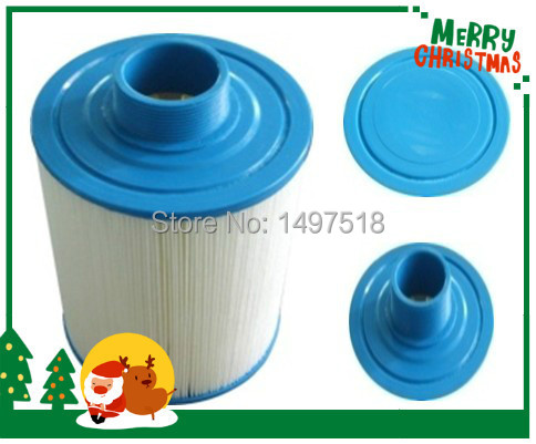 hot tub paper filter for chinese spas, 175mmx43mm,50.8mm MPT thread Water filter for Jazzi pool 2011 version Cartridge filter,(China (Mainland))