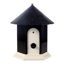 Hot selling Pet Products Puppy Outdoor Ultrasonic Anti Barking Control Birdhouse Bark Stop Sonic Dog Supplies Trainings PD649