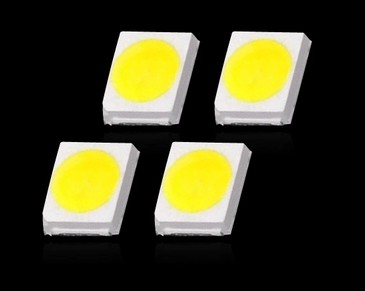 100PCS LG LED Backlight 1210 3528 2835 1W 100LM Cool white LCD Backlight for TV TV Application(China (Mainland))