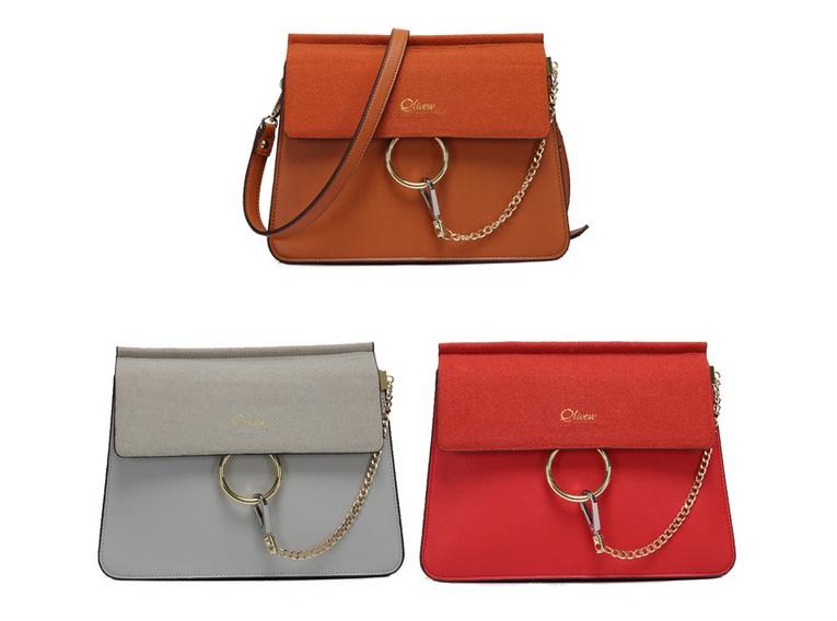 Women Leather Satchel Messenger Crossbody Shoulder Bag Tote Handbag<br><br>Aliexpress
