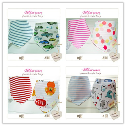 2014 new Cotton Baby Bibs Infant Saliva Towels Waterproof Bib Cartoon Wear Different Model - Kids Landmark store