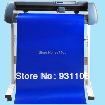 "Vinyl Cutter Plotter 720 mm 28"" Sign Sticker with Artcut SK720T CE Certificate LCD Display One Year Warranty"