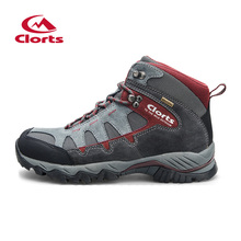 New Clorts Outdoor Shoes Men Hiking Boots Waterproof Sport Shoes Non-slip Mountain Shoes Climbing Boots HKM-823A/B/C/D(China (Mainland))