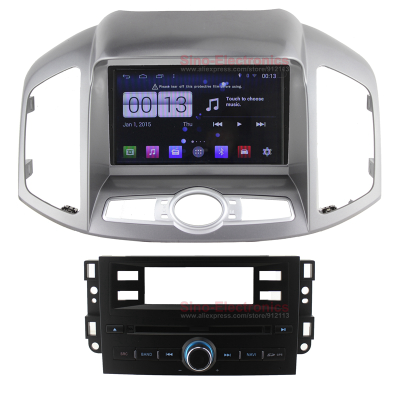 S160 platform 8 inch Quad Cores CPU RK3188 1.6GHz iNand flash 16GB Android 4.4.4 Car DVD GPS for Chevrolet Captiva 2011-2013(China (Mainland))