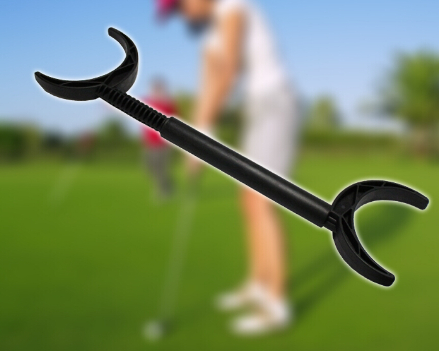 Golf Chip And Putter Trainer Golf Training Aids Golf Swing Straight Practice Guide Gesture Alignment Training Wrist Corrector(China (Mainland))