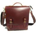 Wholesale Luxury Men s Genuine leather messenger bag Leather shoulder bag men crossbody bag cowhide tote