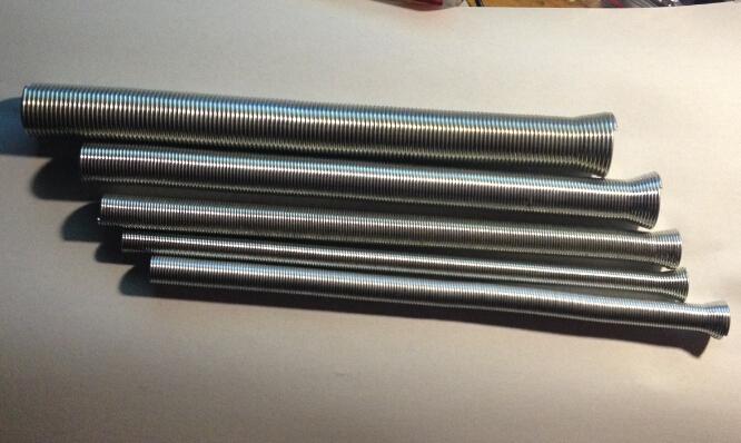 Гаджет  Refrigeration spare tube bending spring refrigeration fittings for air conditioning service tool elbow tube None Бытовая техника